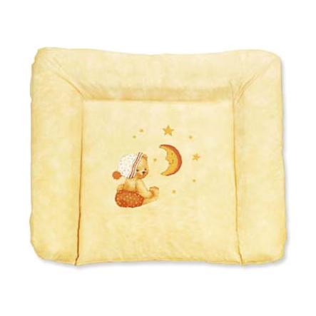 ZÖLLNER Aankleedkussen Softy Knuffelbeer apricot 2581-9