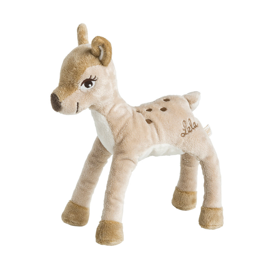 LÄSSIG 4 Kids KnuffeldierLela Plush toy 25 cm