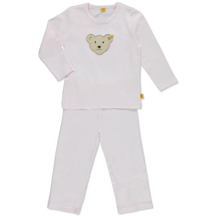 STEIFF Girls Mini Pyjamas Set barely pink