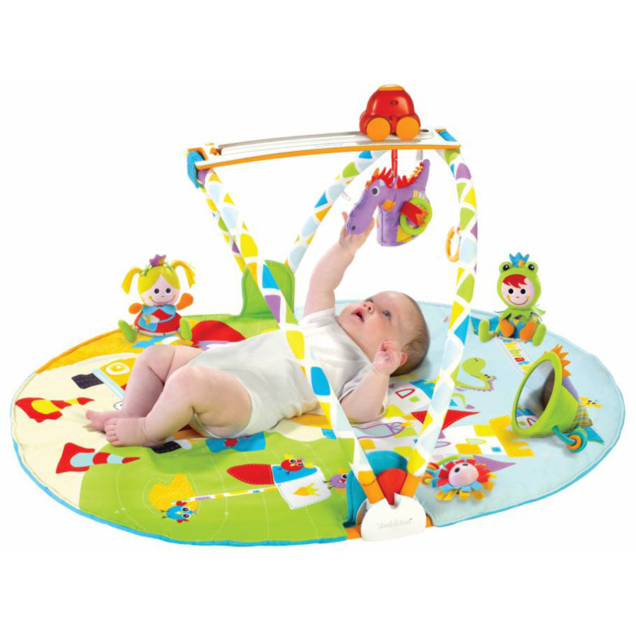 YOOKIDOO Spieldecke Gymotion ACTIVITY PLAYLAND