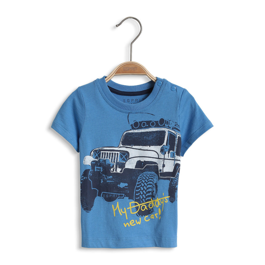 ESPRIT Mini T-Shirt dolphin blue