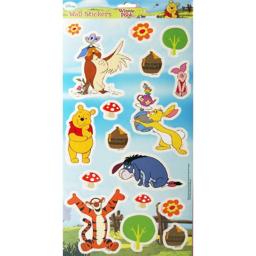 KAUFMANN Naklejki dekoracyjne XL Kubuś Puchatek - Winnie the Pooh