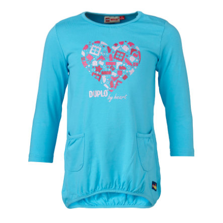 LEGO WEAR Duplo Girls Robe DAIMI 101, turquoise