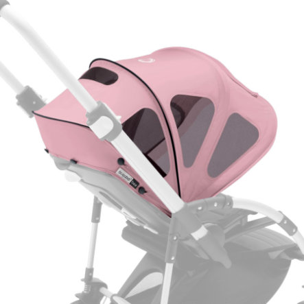 bugaboo Bee Breezy Sonnendach mit Lüftungsfenster Soft Pink - Core Collection