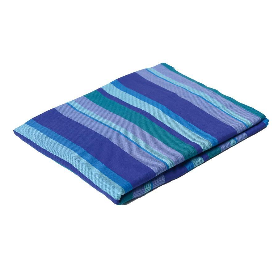 Šátek na nošení dítěte AMAZONAS Ring Sling Laguna small 180 cm
