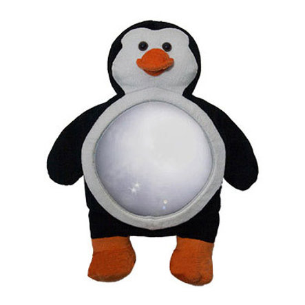 LUCA Baby Car Seat Mirror penguin