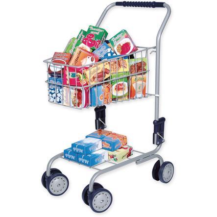 bayer Design Einkaufswagen mit Inhalt