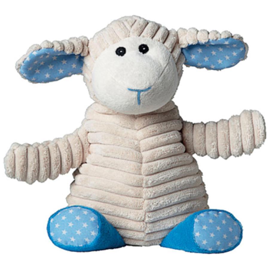 Warmies® Wärmestofftier Pure Schaf Sternchen Design: blau