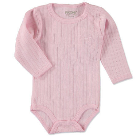 FIXONI Girls Baby Body dziecięce rose dream