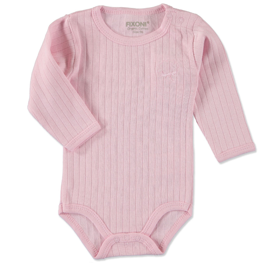 FIXONI Girls Baby Romper rosé dream