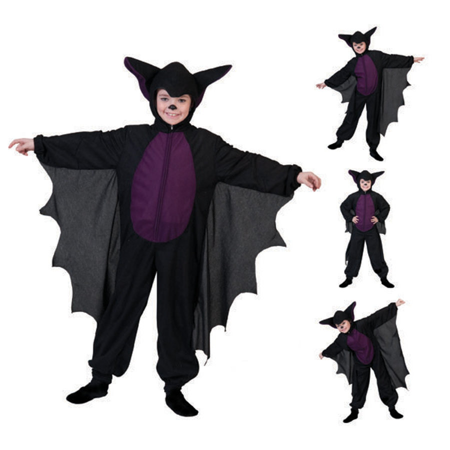 FUNNY FASHION Halloween Costume Chauve-souris