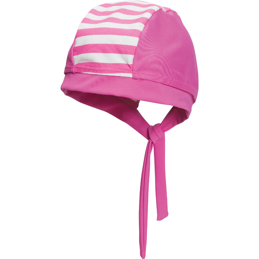 PLAYSHOES Bandana, Filles, protection UV, CRABE, rose vif