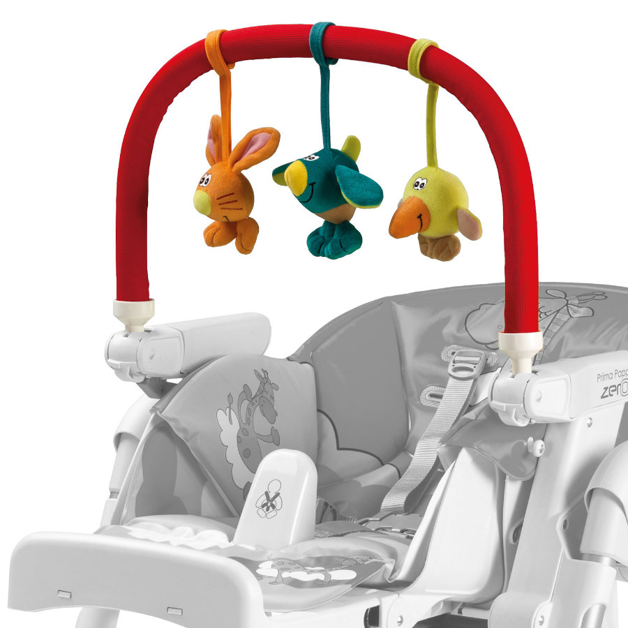 PEG-PEREGO Front Bar with Toys for Highchairs