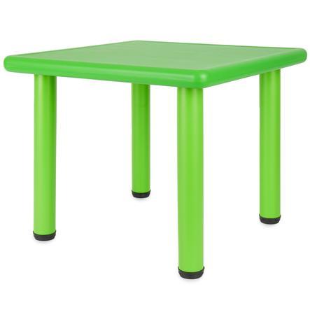 BIECO Stolik kolor zielony