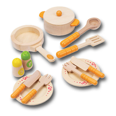 HAPE Starter Set Gourmet Kitchen