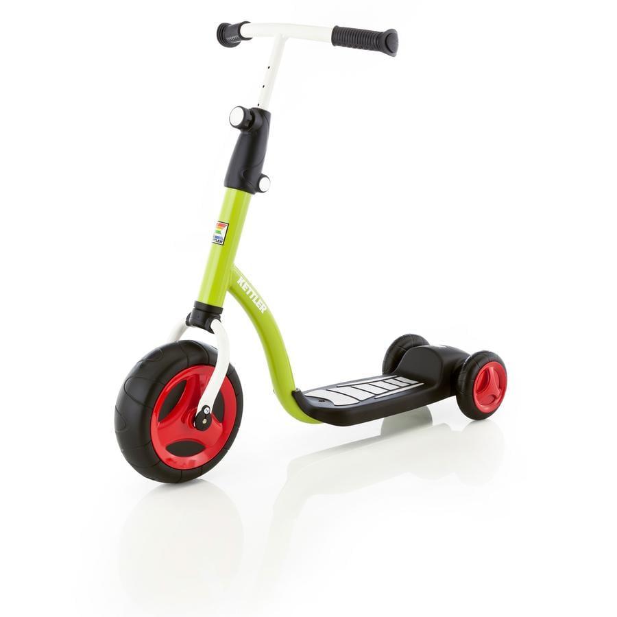 Kettler Kids Scooter - patinete verde/blanco