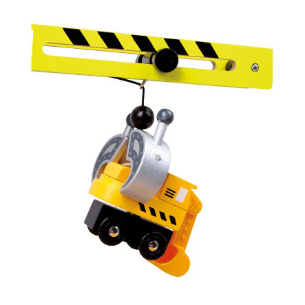 small foot® Parking Grue de chantier