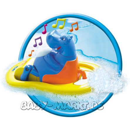 TOMY Aqua Fun Hippo Pedalo