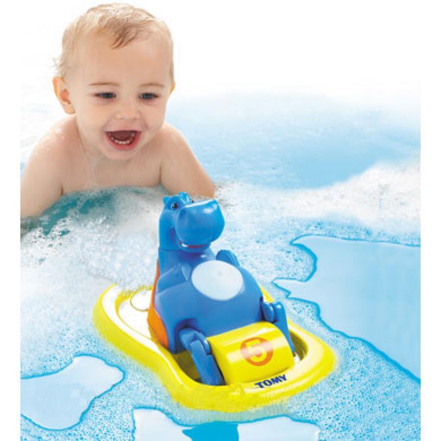 TOMY Hipopotam Na Rowerku Wodnym