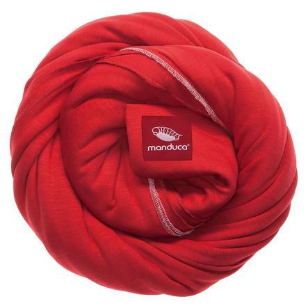 manduca Écharpe de portage Sling chili rouge