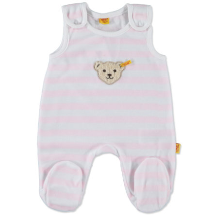 STEIFF Girls Baby Nicki Rompertjes set 2-delig barely pink