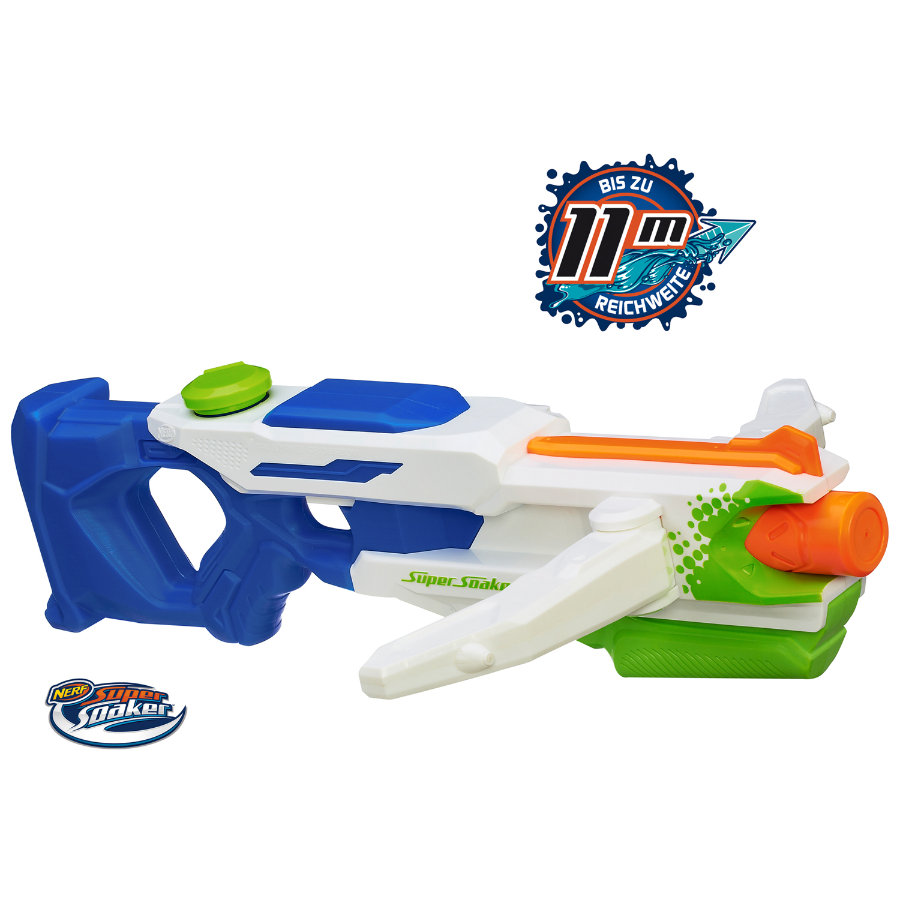 HASBRO Super Soaker Tri Strike Crossbow