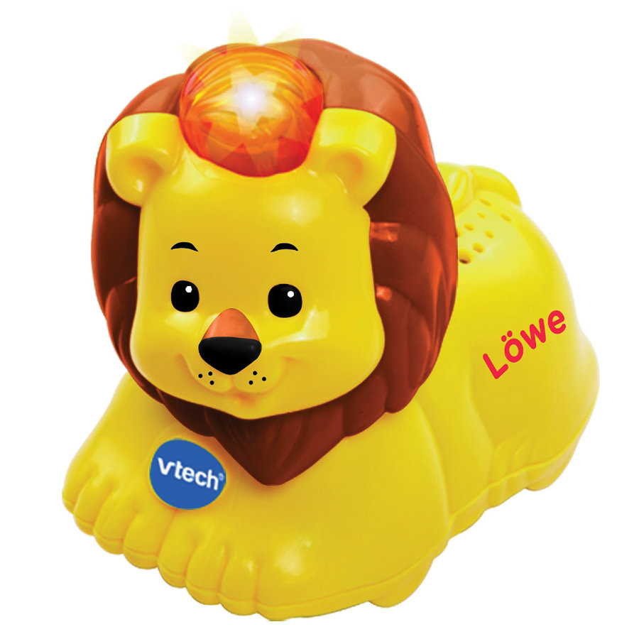Vtech® Tip Tap Baby Tiere - Löwe - - - 9605e9