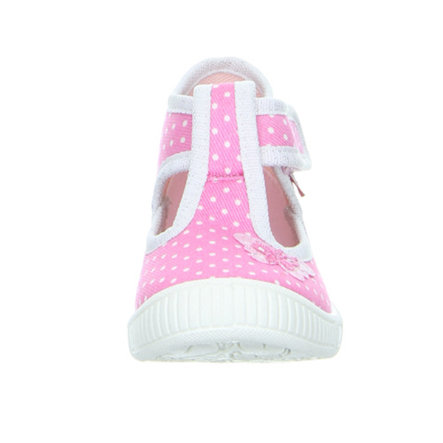 SUPERFIT Girls Hausschuh LOLLY pink