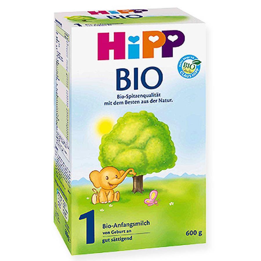 HiPP Bio 1 Infant Formula 12x600g