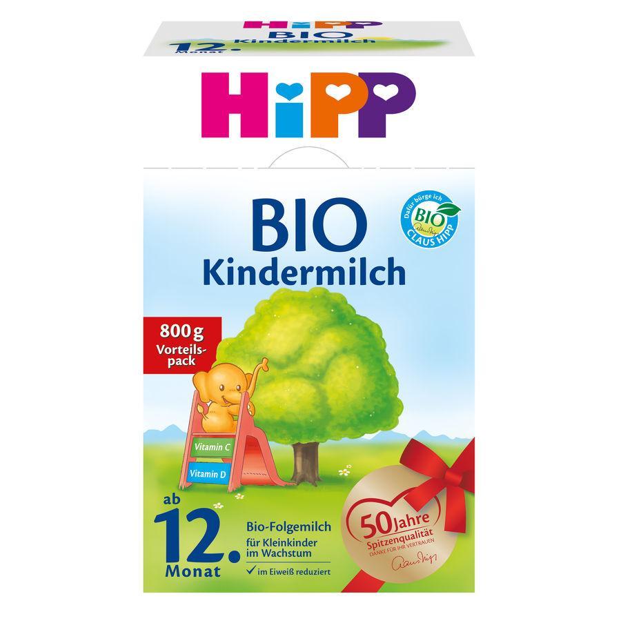 HiPP Bio Children's Milk 12x800g