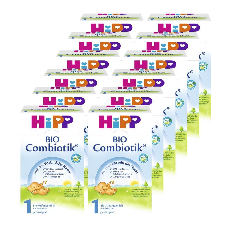 HiPP 1 Bio Combiotic ® 600g x 12