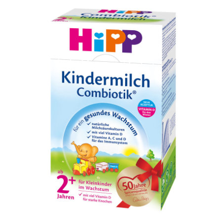 Hipp Combiotic ® Children's Milk (from 2 years) 12x600g