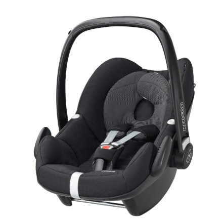 MAXI COSI Infant Seat Pebble Black Raven