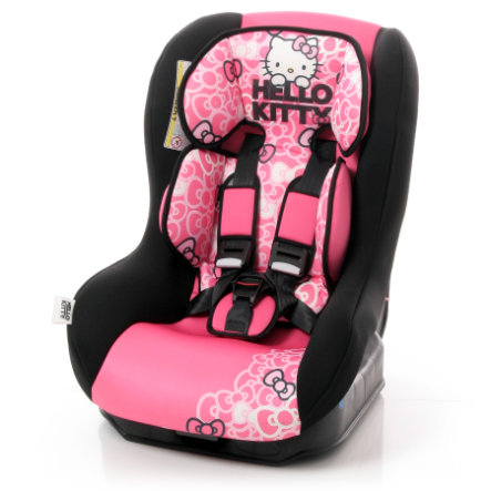 NANIA Bilbarnstol Safety Plus NT Hello Kitty