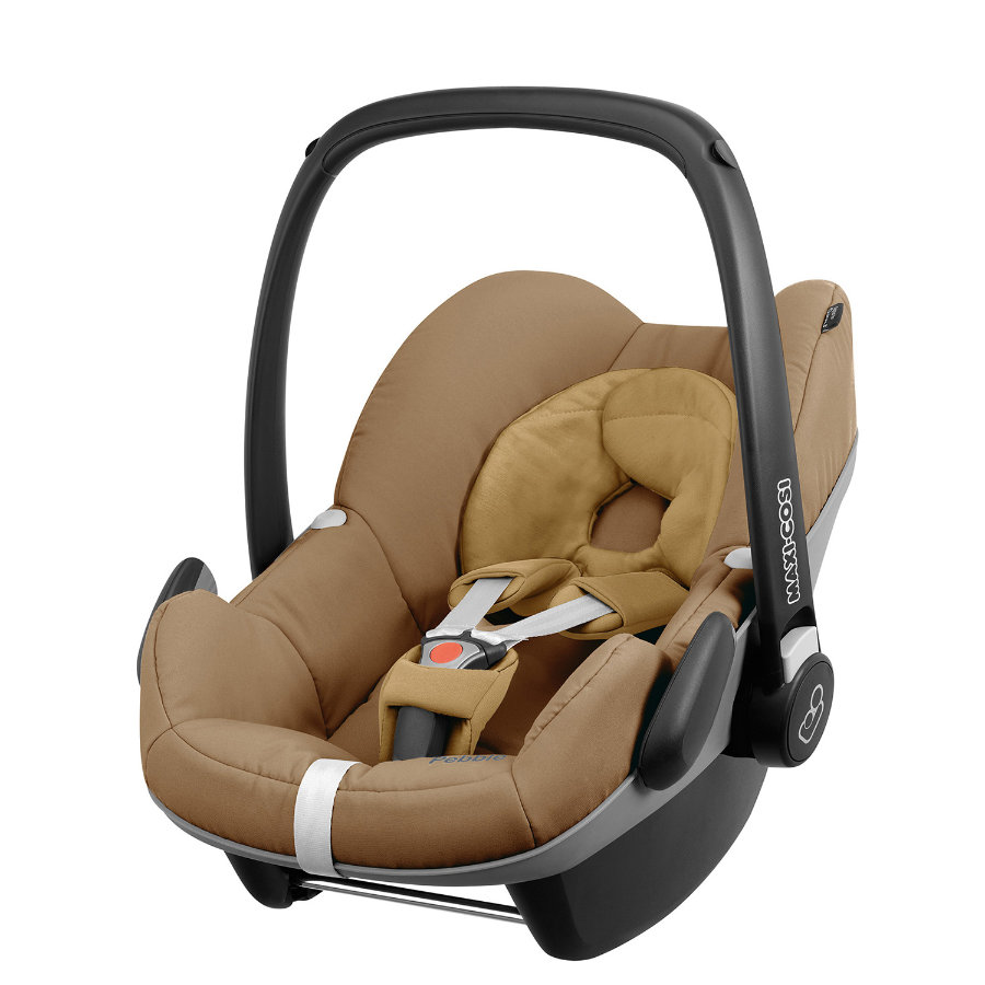 MAXI COSI Babyschale Pebble Toffee crush (Q-design)