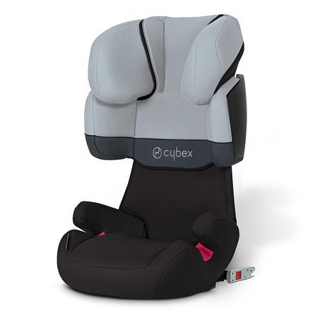 cybex SILVER Siège auto Solution X-fix Cobblestone-Grey