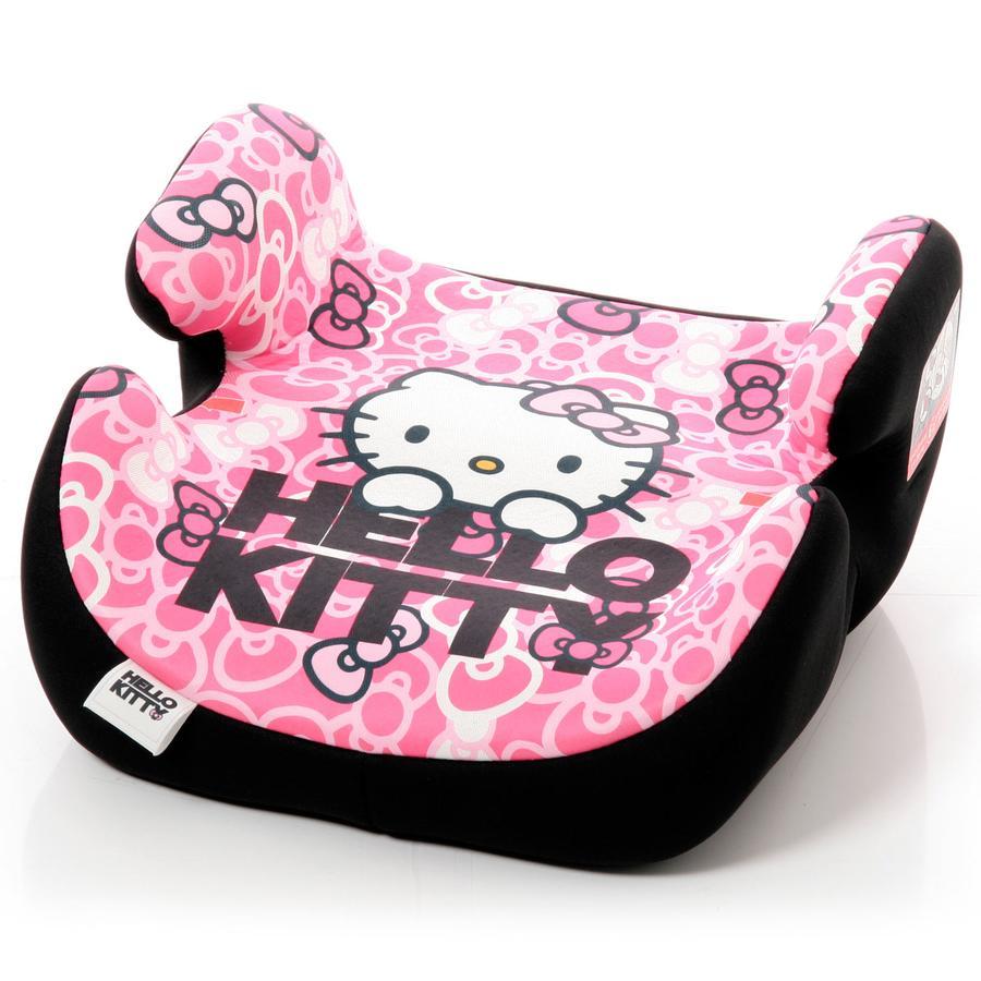 KIDS IM SITZ Rialzo Seggiolino  auto Topo Luxe Hello Kitty