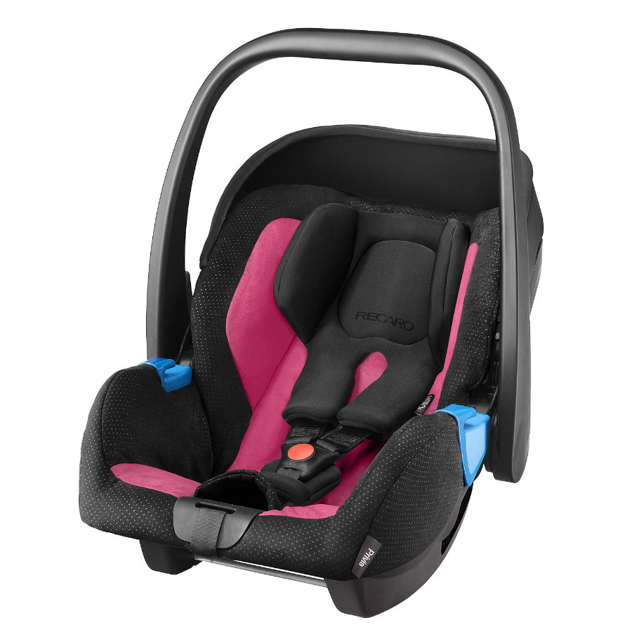 RECARO Privia Babyskydd Pink