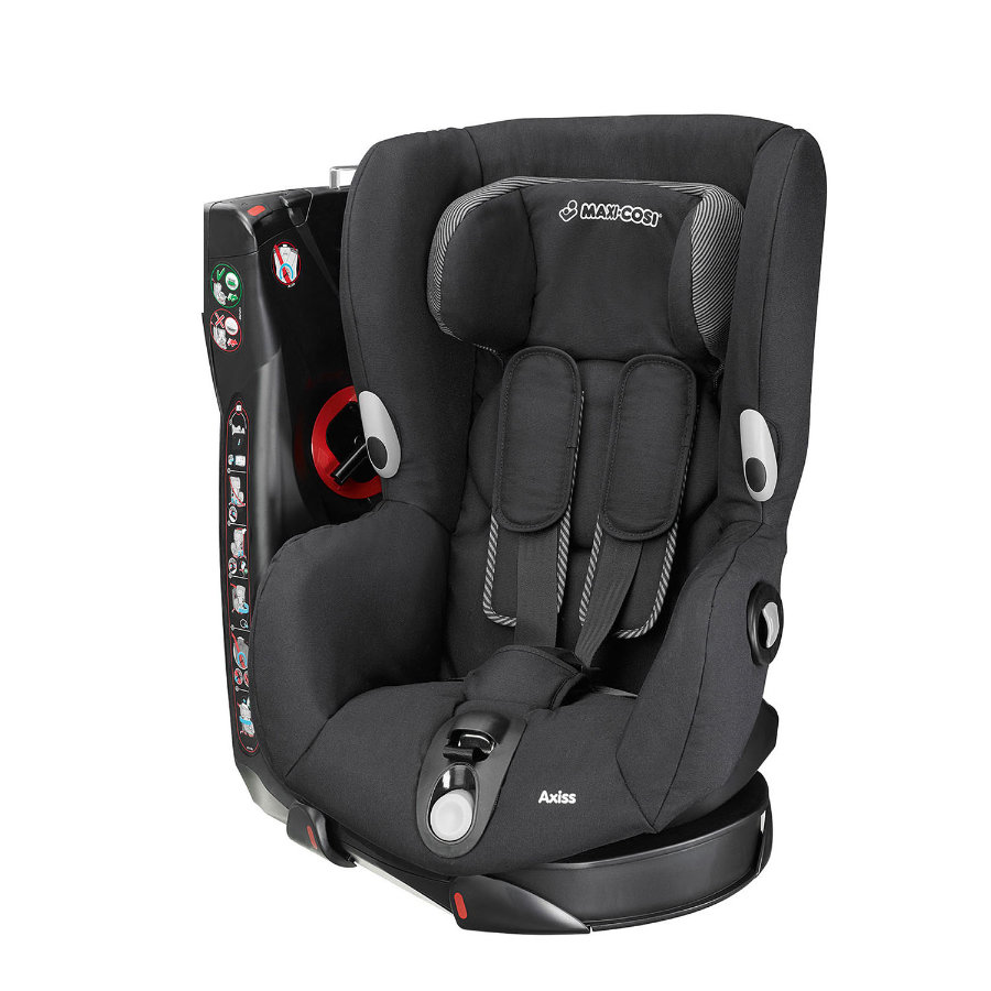 MAXI-COSI® Kindersitz Axiss Black raven