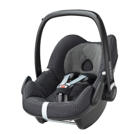 MAXI COSI Infant Seat Pebble Black Crystal