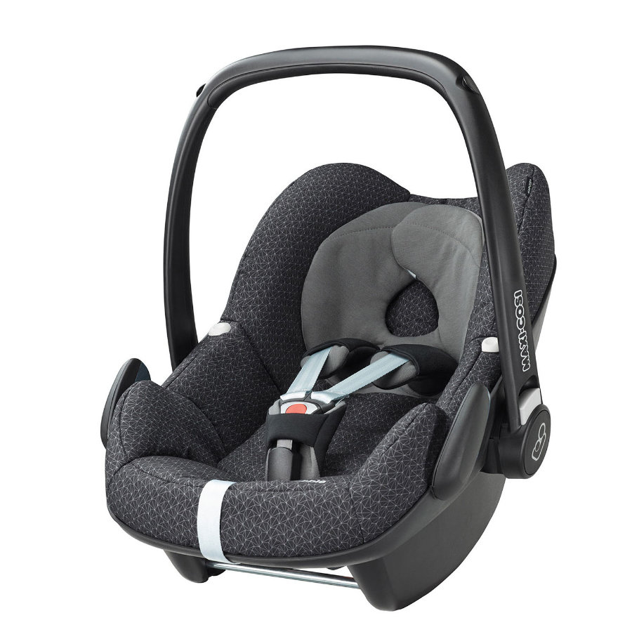 MAXI COSI Babyschale Pebble Black crystal