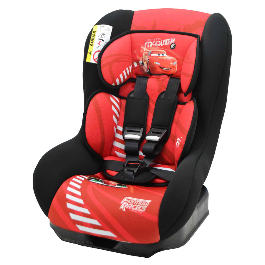 NANIA Autostoel Safety Plus NT Cars McQueen