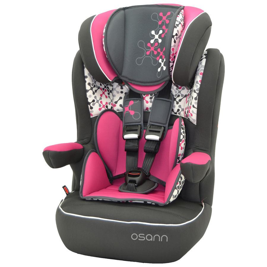 osann Kindersitz i-max SP Corail Framboise