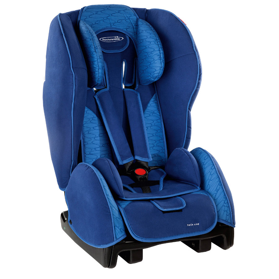 STORCHENMÜHLE Kindersitz Twin One navy