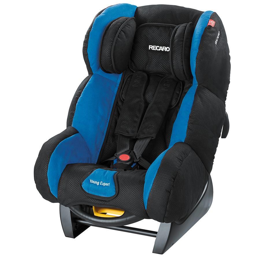 RECARO Autostoel Young Expert Saphir