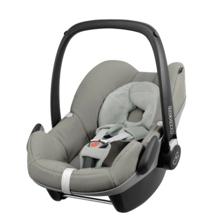 MAXI COSI Babyschale Pebble Grey gravel (Q-design)