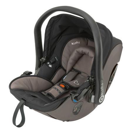 KIDDY Fotelik samochodowy/nosidełko Evolution Pro 2 Walnut