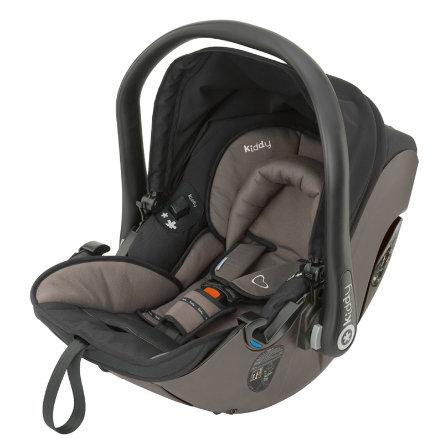 KIDDY Infant Seat Evolution Pro 2 Walnut