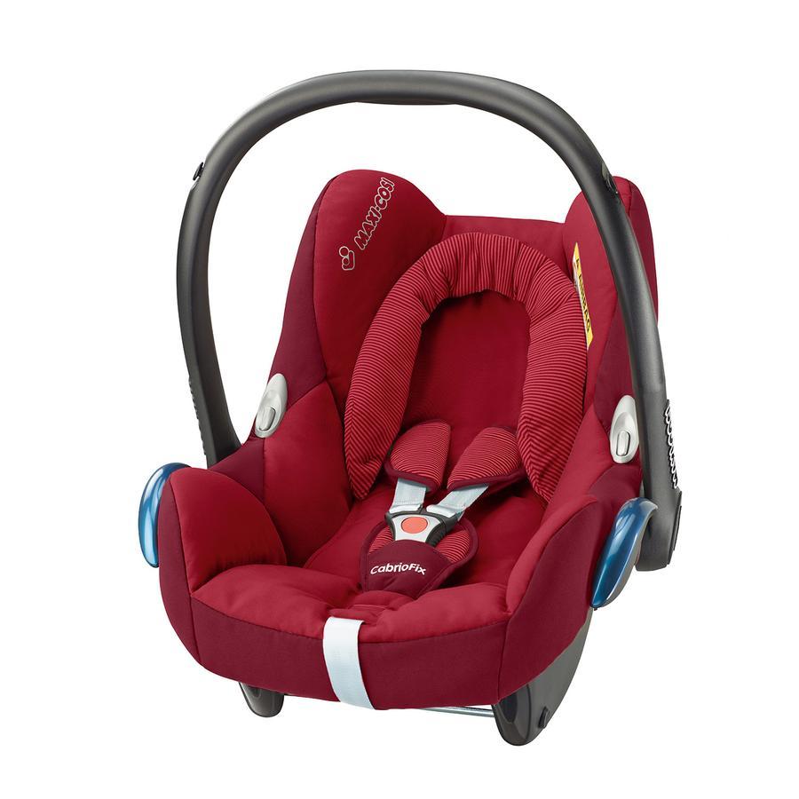 MAXI COSI Babyskydd Cabriofix Robin red