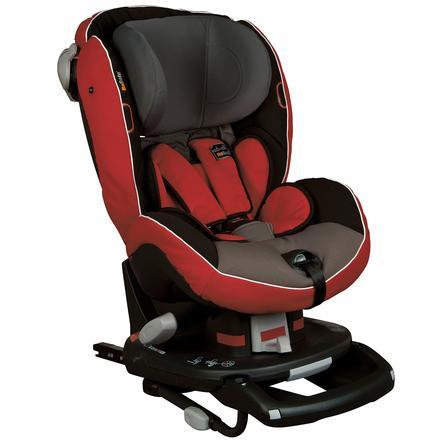 BeSafe Kindersitz iZi Comfort X3 ISOFIX Fresh Red/Grey